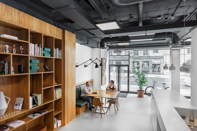 Incepteo - New -office